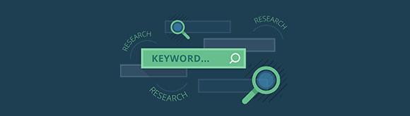 Första steget inom SEO – att hitta rätt keywords